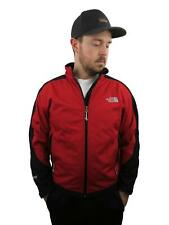 The North Face Men's Windstopper Softshell Jacket Small Red Black Summit Series