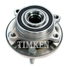 Wheel Bearing and Hub Assembly Rear,Front Timken HA590261