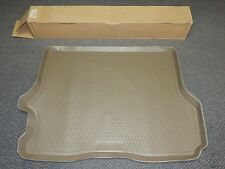 New OEM 2002-2009 Isuzu Ascender Rear Cargo Tray Floor Mat Chevy GMC Cashmere