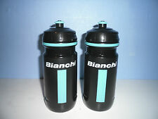 BIANCHI WATER BOTTLE  REPARTO CORSE BLACK  by ELITE x 2
