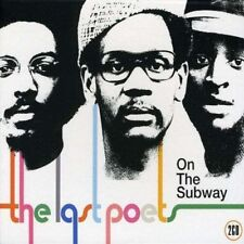 THE LAST POETS - ON THE SUBWAY 2 CD NEUF