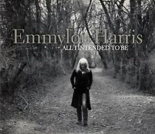 EMMYLOU HARRIS : ALL I INTENDED TO BE / CD