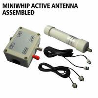 Portable Mini Whip Active Antenna Assembled In Box HF LF VLF Mini Whip Sdr RX