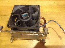 Cooler Master HP 711578 ProDesk 600 G1 SFF CPU Heatsink Fan Assembly 4 pin