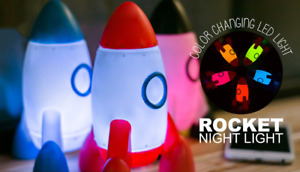 Rocket Mood Light