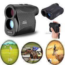 600M 6X Range Finder Golf Jagd Laser Entfernungsmesser Distanzmesser Messgerät