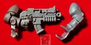 Dark Angel Boltgun Holding Arms Set Warhammer 40,000 GW bits bitz Angels  A177