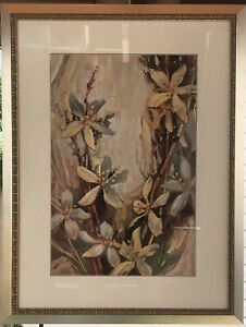 Leland Beaman Original Acrylic Painting