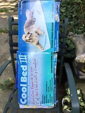 Cooll Bed 3 Cooling Waterbed For Dogs Or Cats
