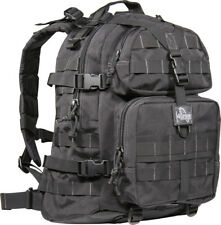 Maxpedition Condor II Hydration Backpack. 0512B Black. Square with rounded top d