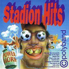 """STADION HITS """"Die zweite Auflage"""" Polyband 1999 CD NEU & OVP"""