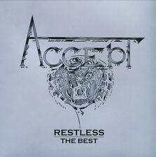 Accept - Restless - The Best (1982) CD German Import UDO Dirkschneider !