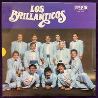 LOS BRILLANTICOS s/t LP RPM Venezuela Latin Salsa Encadenados Guaguanco RARE NM-