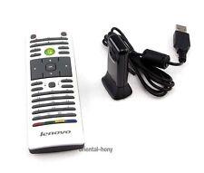 Lenovo RC2604315/01BG Media Center Remote Control USB IR Receiver OVU710018/01