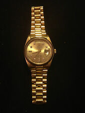 Rolex Men's Presidential 18KT with Gold Day/Date
