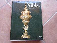 AR819 ORAFI E ARGENTIERI HUGH HONOUR 1972