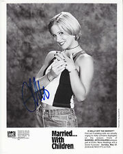 Christina Applegate hand signed 8x10 photo photograph autographed Closeout