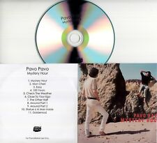 PAVO PAVO Mystery Hour 2019 UK 11-trk promo test CD