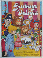 Garbage Delight Children's Book