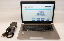 Toshiba Portege Z30-A Intel Core i5 2.0Ghz 4Gb Ram 256Gb Ssd Windows 10 Webcam