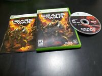 Gears of War (Microsoft Xbox 360, 2006) COMPLETE! TESTED! MINTY DISC!