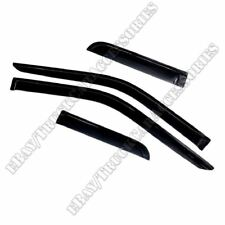 For 2015 2016 2017 Ford F-150 SuperCab Only Windows Visors Rain Guards