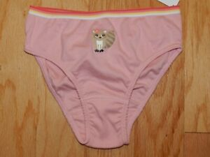 NWT Gymboree Girls Underwear Panties Bunny Flower U-PICK S M L 5 6 7 8 10 12