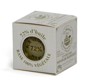 Savon de Marseille Marseille Cube With Olive Oil Original Recipe 100g