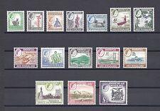 RHODESIA & NYASALAND 1959-62 SG 18/31 MNH Cat £110