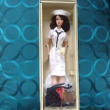 The Nurse Barbie Doll Silkstone NRFB Gold Label