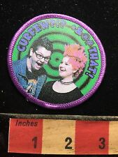 Old School Patch OSBOURNES TV ~ Curfew 1990s Era 72Y7