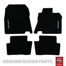 Genuine Nissan Qashqai J11E 2014 on Velour Carpet Car Floor Mats x4 KE755HV001