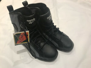Reebok High Tops Shoes Sports Gym Classic 1993 City Jam UK Size 5 EU 38 USA 7.5