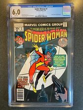 Spider-Woman No.1 CGC 6.0 Marvel Comics 1978 New Origin of Spider-Woman