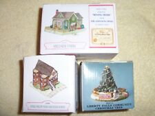 New listing Liberty Falls - Ah182, Hillside Farm , Ah86 Muriel Phillip'S School & Xmas Tree