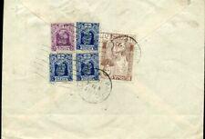 426875) Burma / Birma Nr. 90 Unabhängigkeit u.a. a. Luftpost n. Deutschland