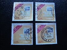 COTE D IVOIRE - timbre yvert/tellier n° 702 x4 obl (A27) stamp