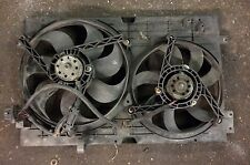 Golf Mk4 Radiator twin Fan Pack Part No IJ0959455F