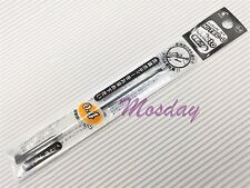 3 x pilot Hi-Tec-C Coleto RollerBall Pen 0.4mm Ultra Fine Refills, BLACK