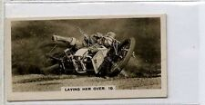 (Ga6324-335) Pattreiouex, Dirt Track Riders, #19 Laying Her Over 1930 VG-EX