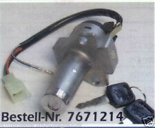HONDA XL 600 R - Interruttore a chiave neiman - 7671214