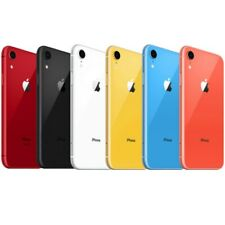 New Openbox Apple iPhone XR 64GB GSM Unlocked AT&T T-Mobile Metro PCS Worldwide