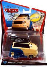 Disney Cars Cars 2 Deluxe Oversized Pinion Tanaka Diecast Car #7