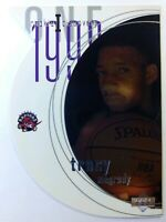 1997 Upper Deck Rookie Discovery Tracy Mcgrady #R9, Rookie RC Die Cut Insert