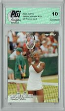 Serena Williams 2003 NetPro #100 Rookie Card PGI 10