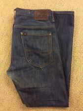 Men's Lee W34 L31 Zed Blue Jeans Great Condition