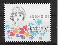 UNICEF-Jahr des Kindes/ Finnland MiNr 836 **