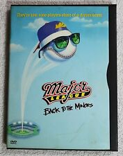 Major League: Back To The Minors (DVD, 2000) 1998-OOP/Rare, Bakula Bernsen  LZ