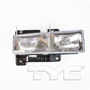For Chevrolet Blazer C1500 GMC Yukon K1500 Passenger Right Headlight Assy TYC