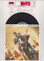 The Quick Down The Wire Vinyl Single 7inch NEAR MINT A&M